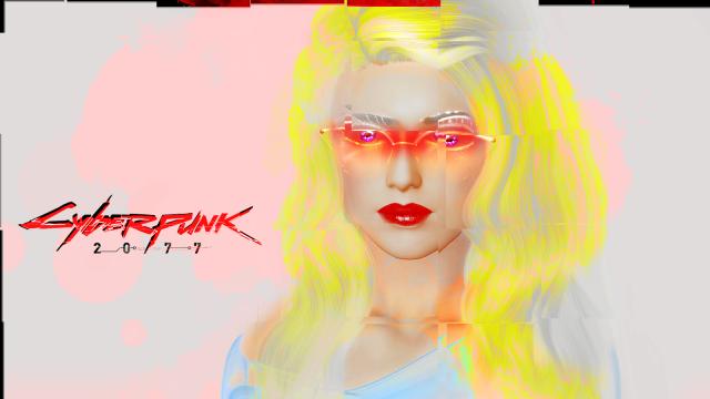 Cyberpunk 2077 x Skyrim