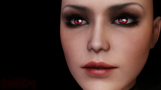 [DEM REBORN] Demonic scarlet