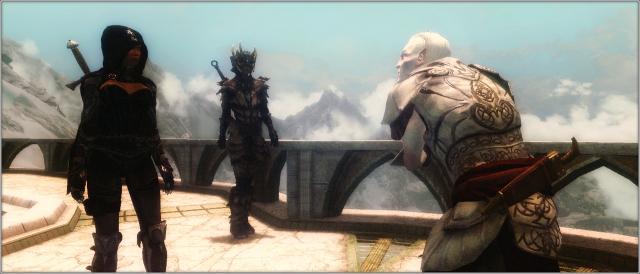 """Dawnguard"" - прохождение за стражей рассвета - 11"