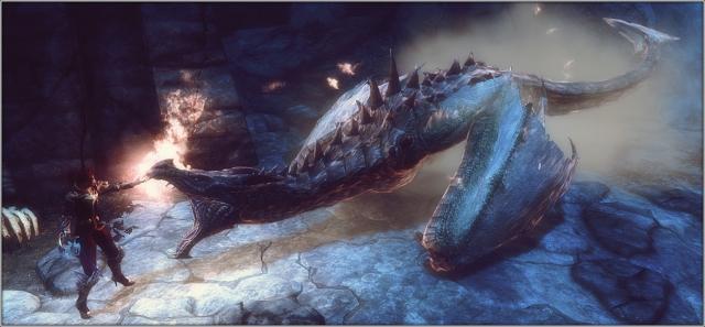 Лулианна против дракона