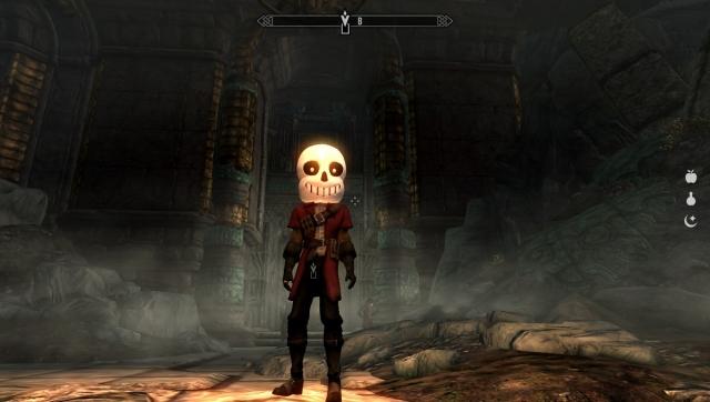 Кто то в маске