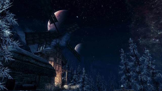Тихая ночь