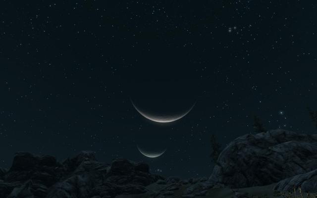 Ночь в Вайтране