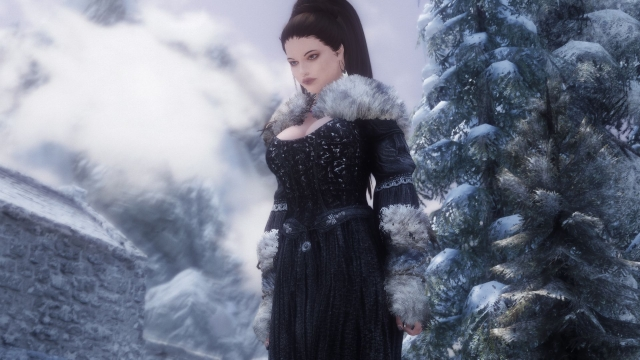 Немного снежка и Данстара