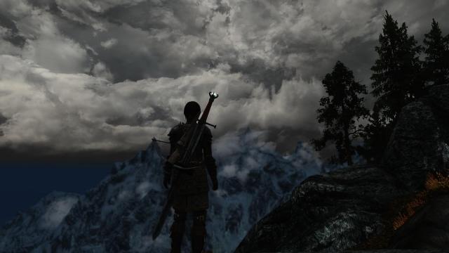 Darkness Sky(rim)