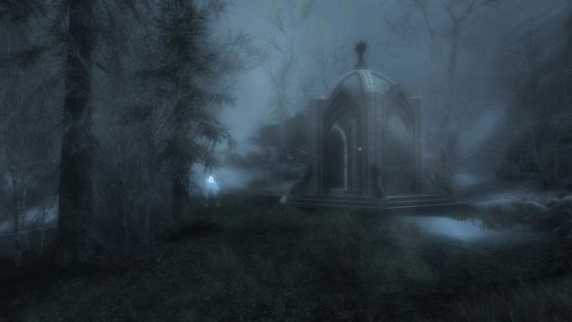 Дорожное святилище