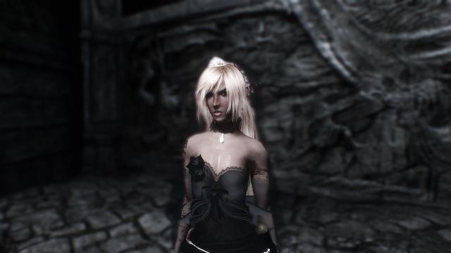 Clearinnight Mollorye (Anachrion Legends heroine)