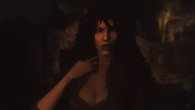 Соблазнительная вамп
