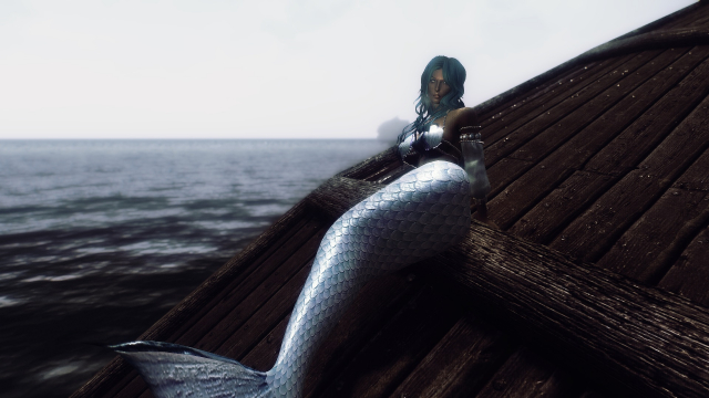 Mermaid Skyrim