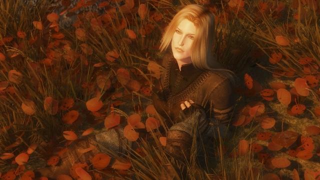 Ирис. Осенний Лес.