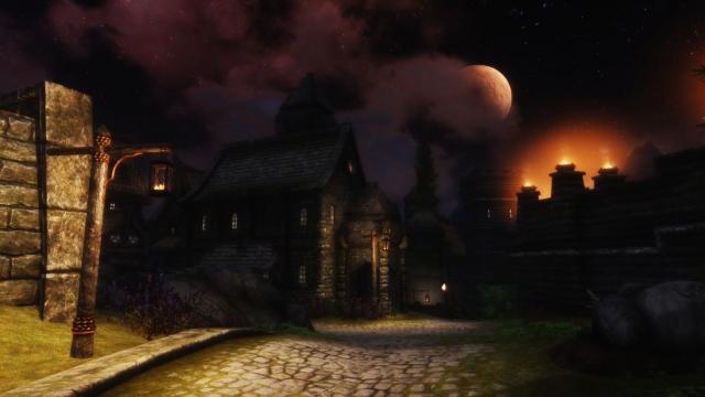 Skyrim (new - 39. Разное: Ночной Солитьюд, Храм Меридии, Туманный Безумный ум)