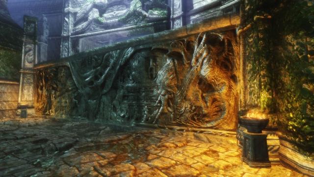 Skyrim (new - 64. Храм Небесной гавани)