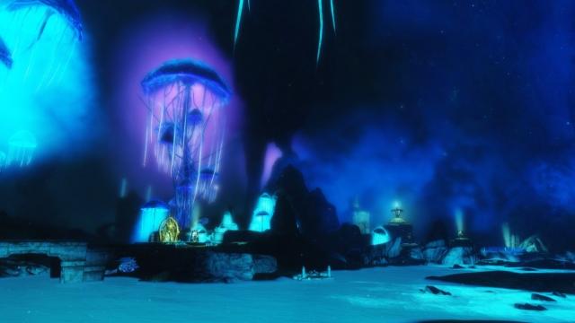 Skyrim (new - 70. Черный предел: не только грибной и не только синий. Часть 1)