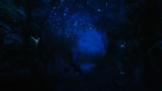Skyrim (new - 46. В одной из фалмерских пещер)