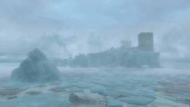 Skyrim (new - 33. Туманный Каприз Иафета с ENB и без)