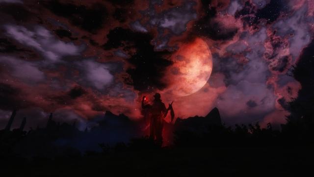 Ночное существо...