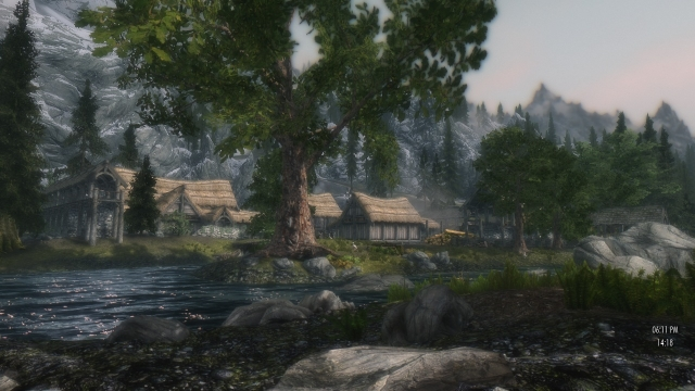 Skyrim - Lеgеndary Еdition-Riverwood 2