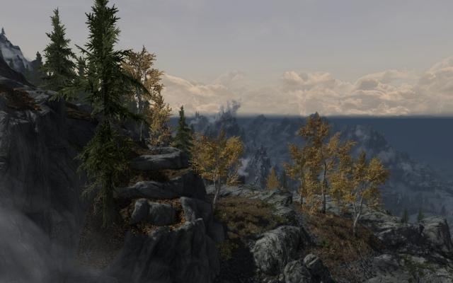 Просто красивый пейзаж