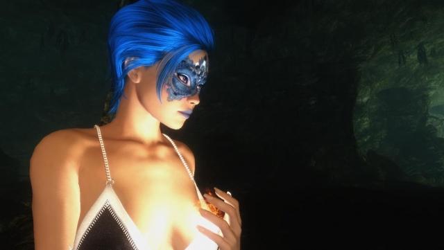 Голубая Троянда