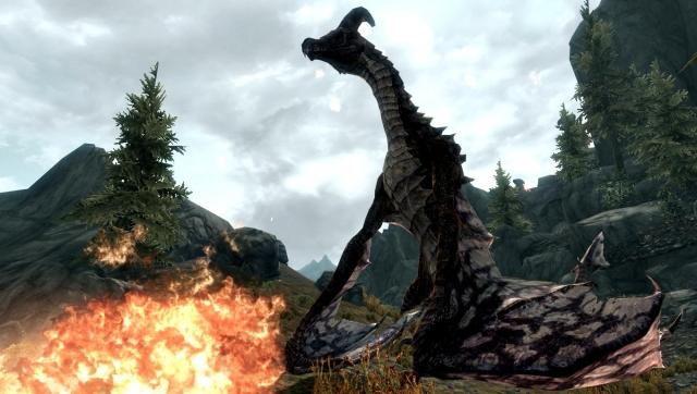Легендарный дракон (2)