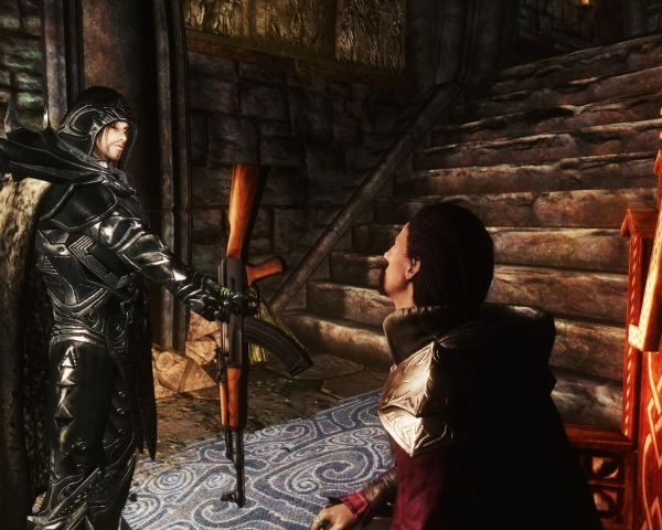 Ауриэля не было мой лорд.