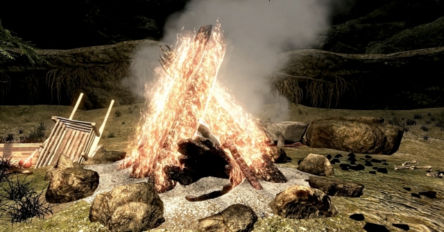 Valley of the giants ) fire
