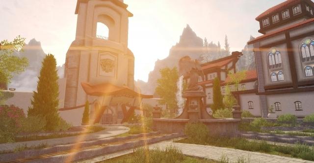 Enderal, Храм Солнца