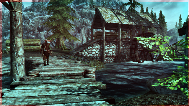 Ривервудская лесопилка