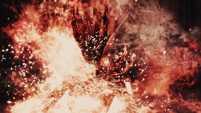 Выжженный спригган