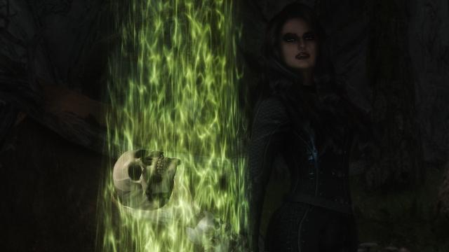 Ингрит Черная Ведьма