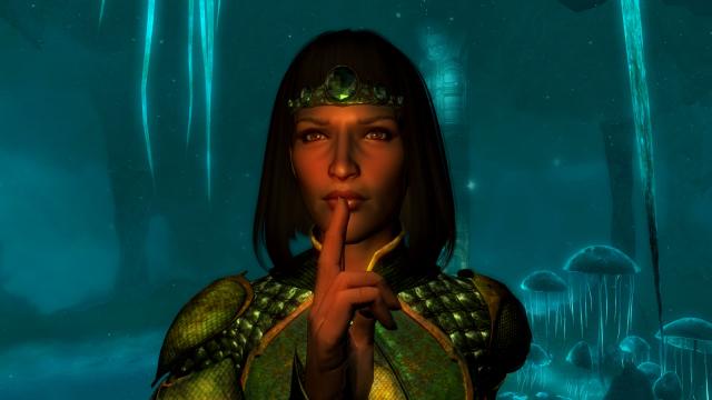 В каждой женщине должна быть змея...