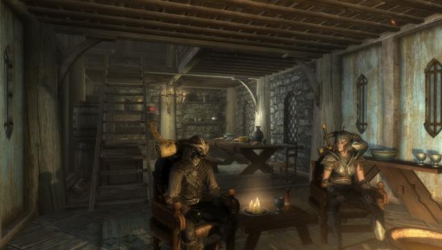 Каждит-Кешка и Лидия в доме теплых ветров:)