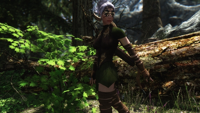 Хозяйка леса