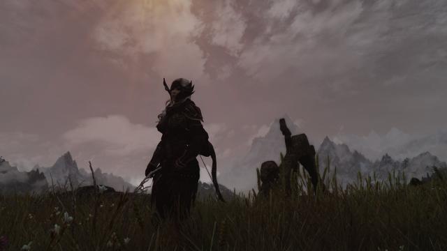 Закат в Пределе