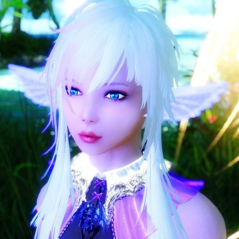 Речная фея