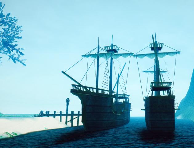 Два корабля