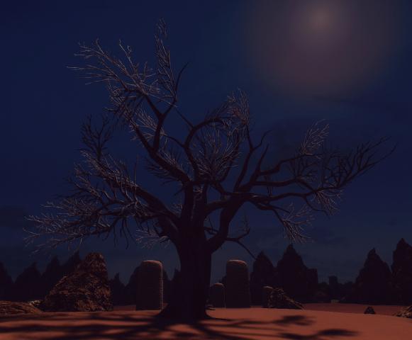 Дерево из Dasland