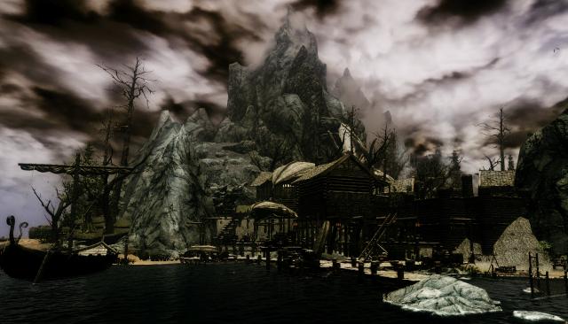Унылая бухта