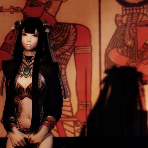 Мода в Скайриме   Amarna