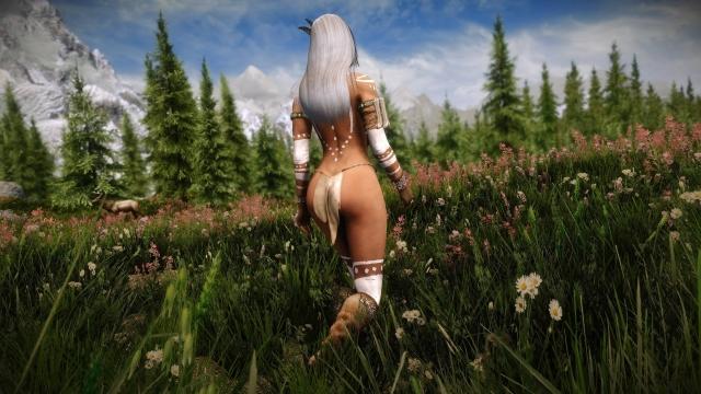Tribal Redguard