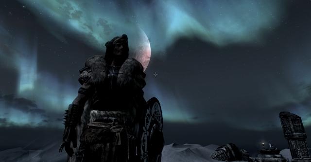 Красота северной ночи