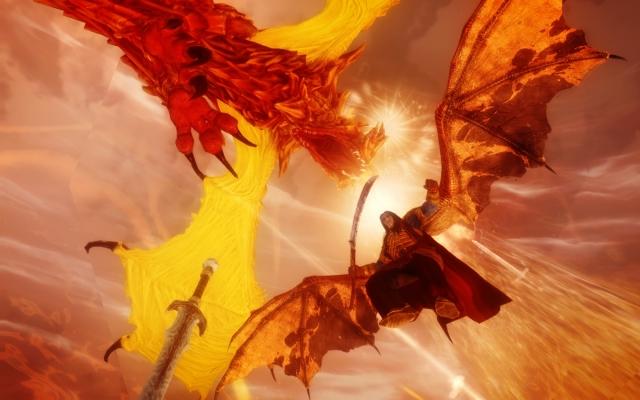 До края Нирна: Ключ силы. Часть 1. Бог и дракон.