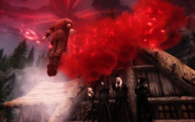 Похождения Маньяка: Фолкритские каникулы. Часть 4. Красноводная сансара.