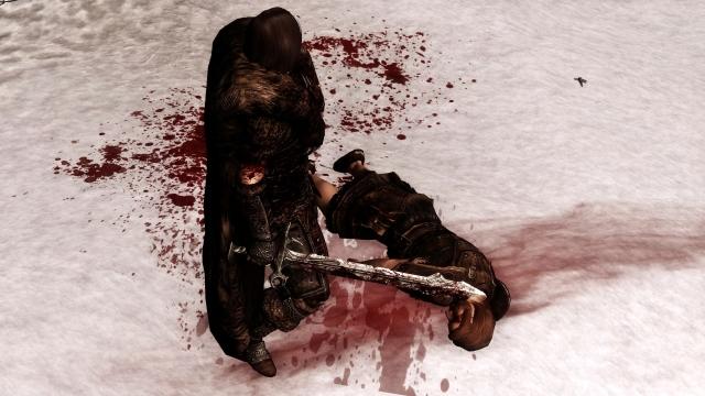 Кровь и снег