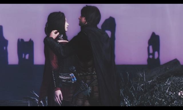 Вампир и Охотник