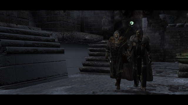 Walls of Windhelm