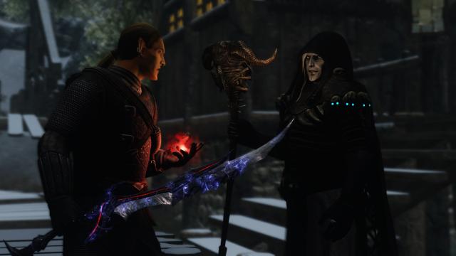 Вампир и Некромант