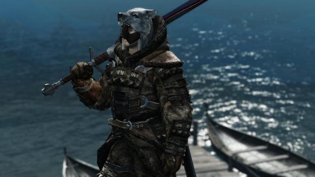 Skaal Warrior
