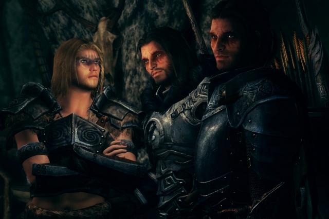 The Wolf Trio