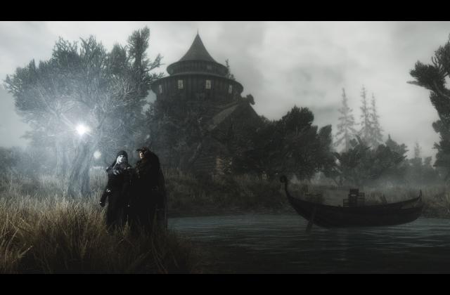 Романтика на болотах